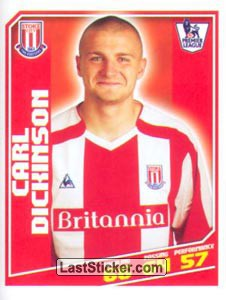 Carl Dickinson (Stoke City)