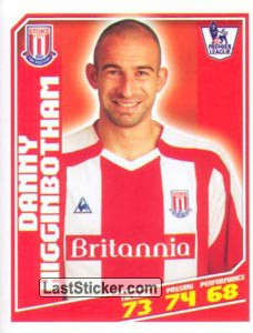 Danny Higginbotham (Stoke City)