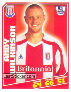 Andy Wilkinson (Stoke City)