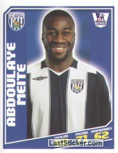 Abdoulaye Meite (West Bromwich Albion)