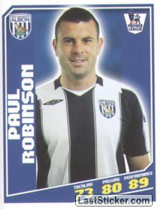 Paul Robinson (West Bromwich Albion)
