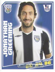 Jonathan Greening (West Bromwich Albion)