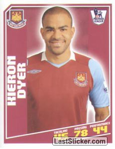 Kieron Dyer (West Ham United)