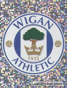 Club Emblem (Wigan Athletic)