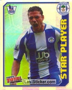 Amr Zaki (Star Player) (Wigan Athletic)