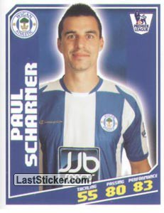 Paul Scharner (Wigan Athletic)