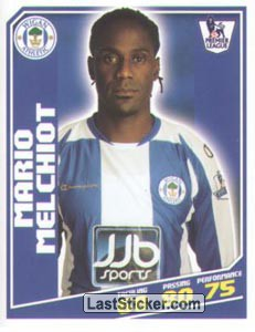 Mario Melchiot (Wigan Athletic)
