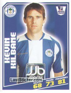 Kevin Kilbane (Wigan Athletic)
