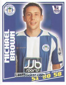 Michael Brown (Wigan Athletic)