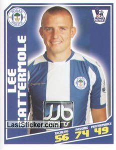 Lee Cattermole (Wigan Athletic)