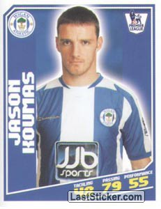 Jason Koumas (Wigan Athletic)