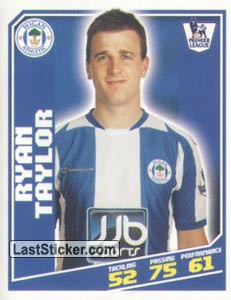 Ryan Taylor (Wigan Athletic)
