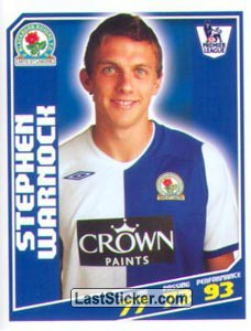 Stephen Warnock (Blackburn Rovers)
