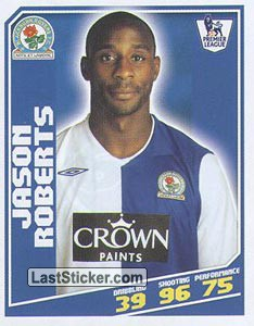 Jason Roberts (Blackburn Rovers)