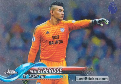 Neil Etheridge (Cardiff City)