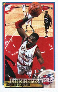 Hakeem Olajuwon (Houston Rockets)