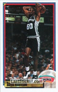 David Robinson (San Antonio Spurs)