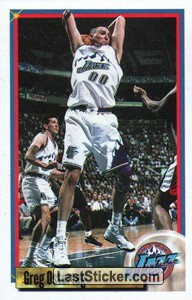 Greg Ostertag (Utah Jazz)