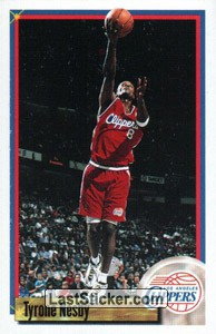 Tyrone Nesby (Los Angeles Clippers)
