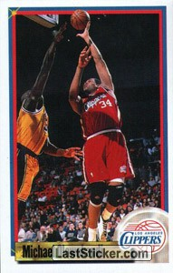 Michael Olowokandi (Los Angeles Clippers)