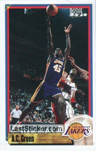 A.C. Green (Los Angeles Lakers)