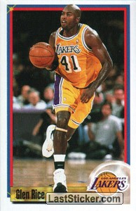Glen Rice (Los Angeles Lakers)
