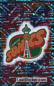 Logo (Seattle SuperSonics)