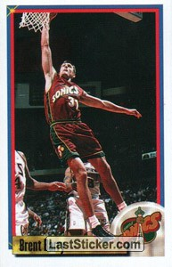 Brent Barry (Seattle SuperSonics)