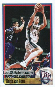 Keith Van Horn (New Jersey Nets)