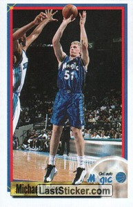 Michael Doleac (Orlando Magic)