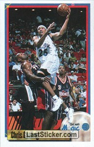 Chris Gatling (Orlando Magic)