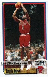 Randy Brown (Chicago Bulls)