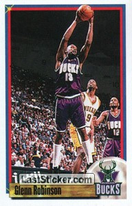 Glenn Robinson (Milwaukee Bucks)