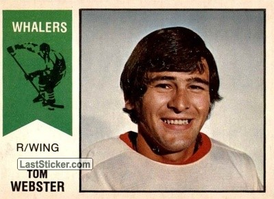 Tom Webster (New England Whalers)