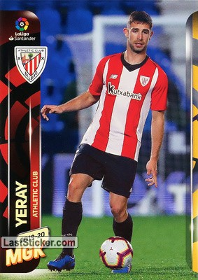 Yeray (Athletic Club)