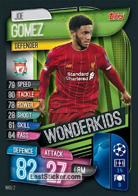 Joe Gomez (Liverpool)