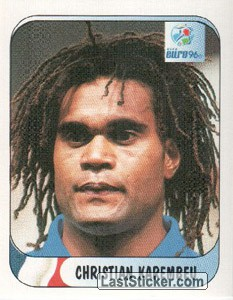 Christian Karembeu (France)