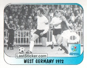 West Germany 1972