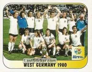 West Germany 1980