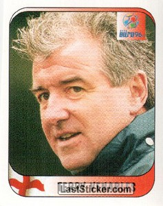Terry Venables (England)