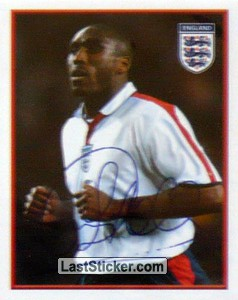 Sol Campbell (The England Squad (facsimile autos))