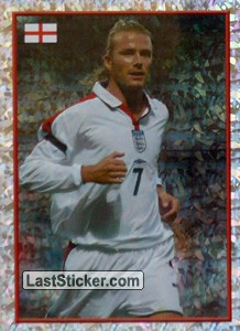 David Beckham (Star Player) (Group B)