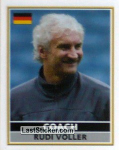Rudi Völler (Coach) (Group D)
