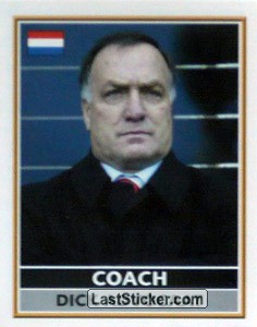 Dick Advocaat (Coach) (Group D)