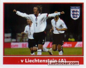 Beckham (v Liechtenstein Away) (The Road to Portugal)