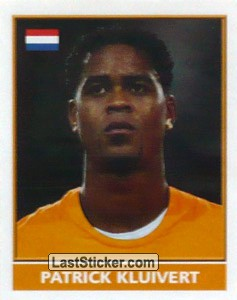 Patrick Kluivert (Holland)