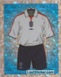 Home Kit (The England Squad)