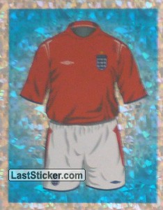 Away Kit (The England Squad)