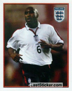 Sol Campbell (Personal Presentation)