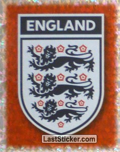 England Football Assosiation Emblem (Tournament Wallchart)